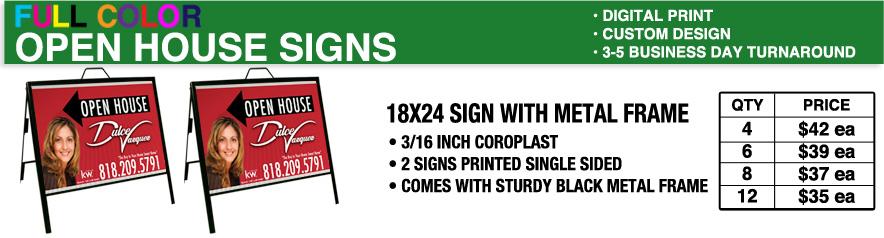 Real Estate Signs - Imaginationworks.org