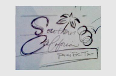 Logo Design Step 1